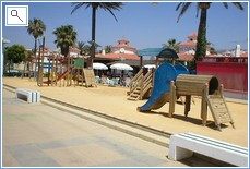 Children's Playground - Torrox Costa Promenade