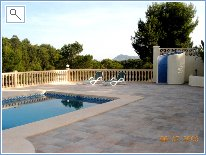 Rental Villa Altea
