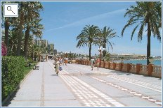 Benalmadena Promenade