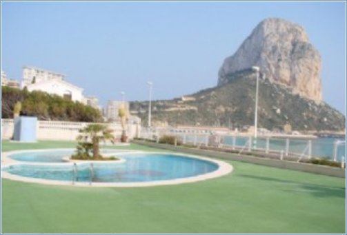Rent Apartment in Calpe