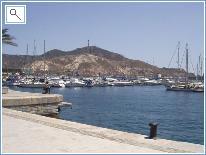 Mazarron Port / Marina