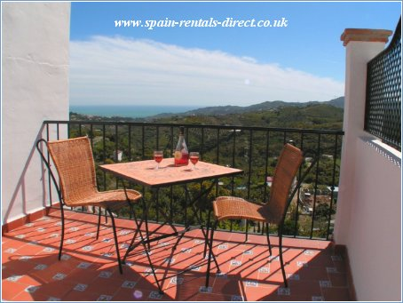 Rent Frigiliana Apartment