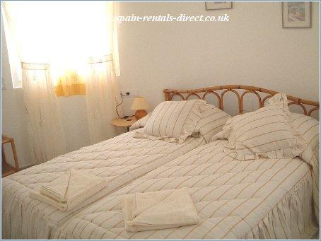 Bedroom 3 - Twin