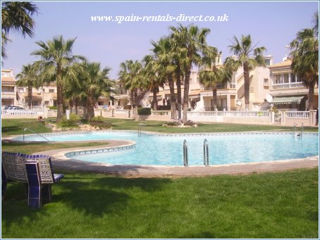 Rent Apartment in Playa Flamenca