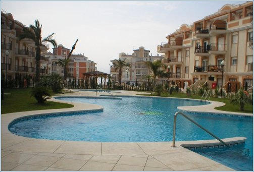 Rent Apartment in Torrox