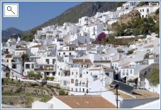 Frigiliana - White Village