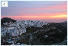 Just Above Nerja & Close to the Sea
