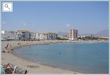 Duquesa's Main Beach