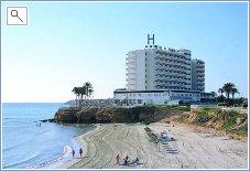 La Zenia's Blue Flag Beach & Hotel