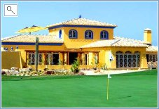 Desert Springs Golf Club House