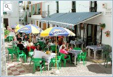 Typical Competa Cafes / Restaurants