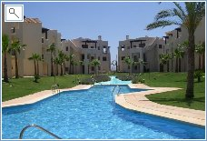 Landscaped Gardens / Pool Area