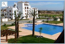 El Valle Golf Resort Apartments