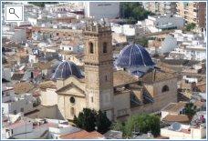 Oliva Old Town