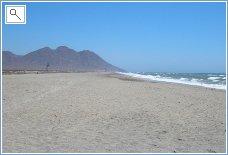 Cabo de Gata - Main Beach