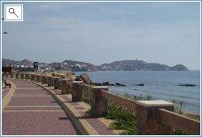 San Juan de los Terreros Promenade