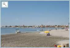 San Pedro del Pinatar Beach