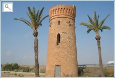 Aguilas - Old Tower