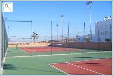 Tennis at Condado de Alhama Resort