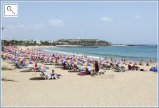 Costa Teguise Beach