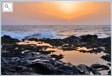 Costa Teguise Sunset