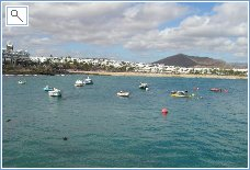 Costa Teguise Coast