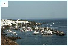 Puerto del Carmen Old Town/Harbou