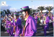 Perto del Carmen Carnival